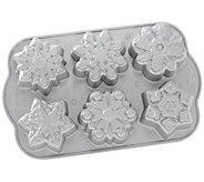 Nordic Ware Frozen Snowflake Cakelet Pan - K304728
