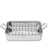 Cuisinart Chefs Classic 16 Roasting Pan withRack - K378028