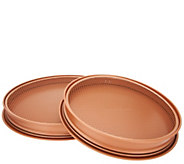 Copper Chef 12 and 15 Perfect Pizza and Crisper Pans - K47128