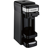 Proctor Silex Single-Serve Plus Coffee Maker - K375529