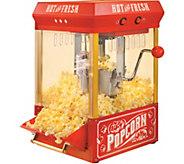 Nostalgia Electrics Vintage Collection Kettle Popcorn Popper - K375929