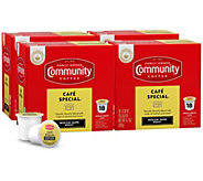 Community Coffee 72-ct Cafe Special Single-Serve Cups - K376329