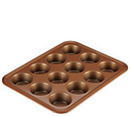Ayesha Curry Bakeware 12-Cup Muffin Pan - Copper - K376531