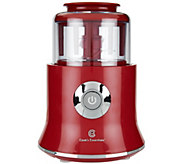 Cooks Essentials Food Chopper w/ Scraper - K44931