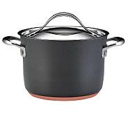 Anolon Nouvelle Copper 4-qt Covered Sauce Pot - K302032