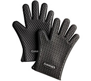 Cuisinart Two-Pack Heat-Resistant Silicone Gloves - K374833
