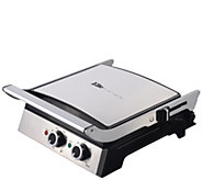 Elite Platinum Electric Grill & Griddle - K379133