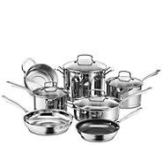 Cuisinart Professional Series 11-Piece CookwareSet - K378035