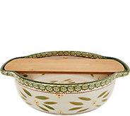 Temp-tations Old World Chop & Serve Bowl Set - K47335