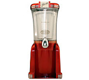 Nostalgia Electrics RSM-650 Retro Series Slushee Machine - K123936