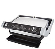 Krups 1800W Precision Grill with Nonstick Removable Plates - K48336