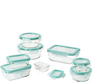 OXO Good Grips 16-Piece SNAP Glass Container Set - K306737