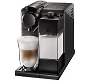 Nespresso Lattissima Touch Black Espresso Machine by DeLonghi - K374837
