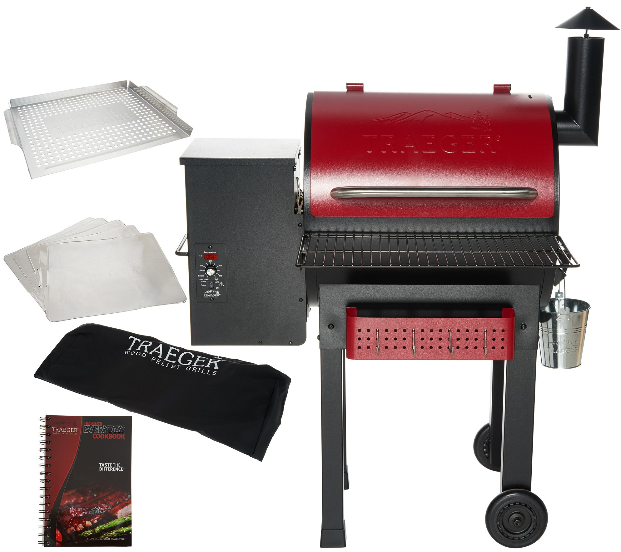 foto How to Start a Traeger Grill