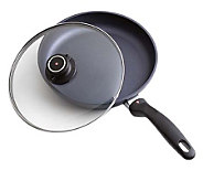 Swiss Diamond 10.25 Fry Pan with Lid - K299738