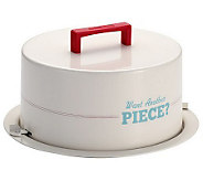 Cake Boss Serveware Metal Cake Carrier - K302439