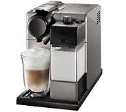 Nespresso Lattissima Touch Silver Espresso Machine by DeLonghi - K374839