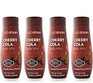SodaStream Cherry Cola Sparkling Drink Mix - K375039