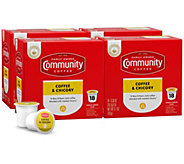 Community Coffee 72-ct Coffee & Chicory Single-Serve Cups - K376339