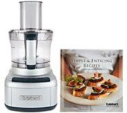 Cuisinart 8-cup Food Processor w/ Cookbook - K44640