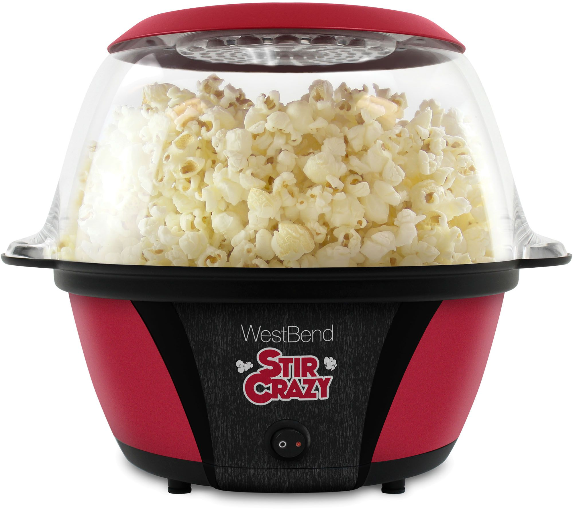 Stir Crazy 6 Qt Stirring Popcorn Popper W Party Pack Page 1