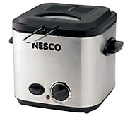 Nesco 1.2-Liter Deep Fryer - K305641