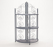Temp-tations Collapsible Round Bakers Rack - K48341