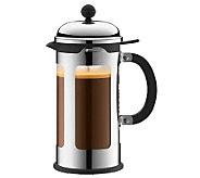 Bodum Chambord 8-cup/34-oz French Press CoffeeMaker - SS - K299942