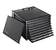 Excalibur Food Dehydrator 3926T (9) Large Trays with Timer - K301042