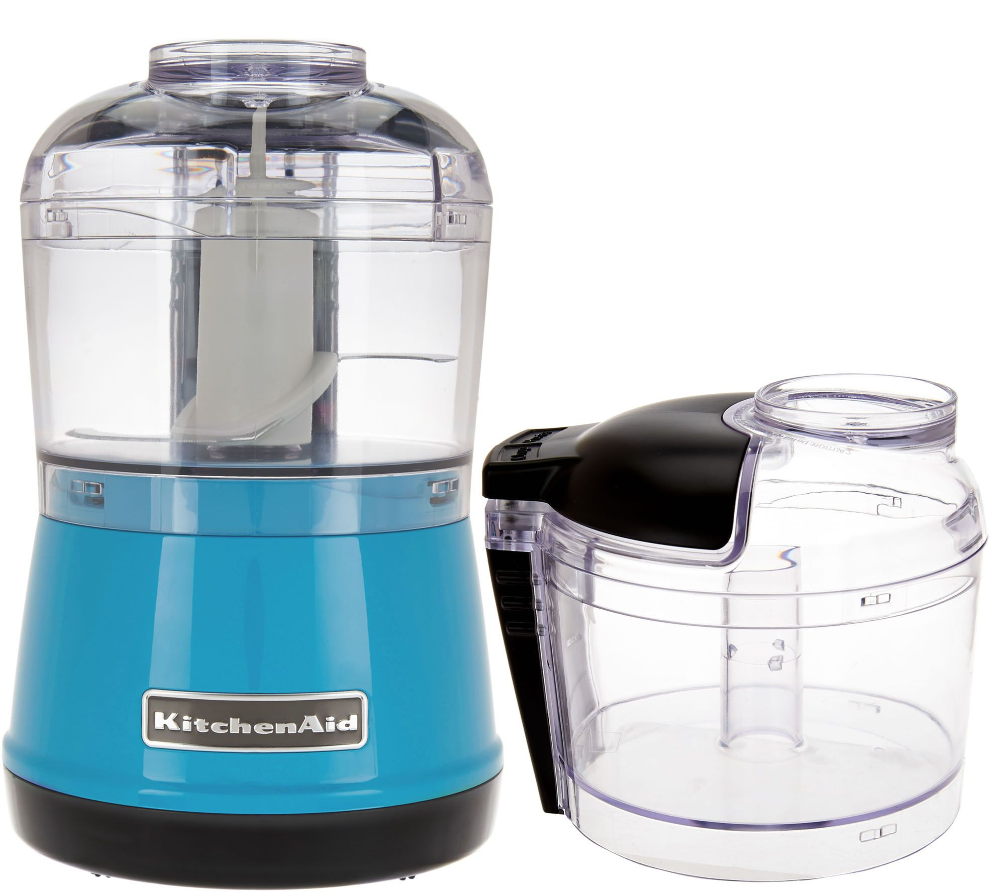 KitchenAid 3.5 Cup One-Touch 2-speed Chopper with Extra Bowl - Page ...