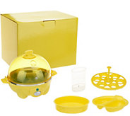 Yes Chef! Egg Cooker & Poacher with Gift Box - K47543
