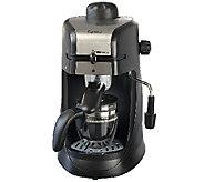 Capresso SteamPRO 4-Cup Espresso and CappuccinoMachine - K303244