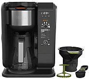 Ninja Hot & Cold Brewed System with Glass Carafe - K379245