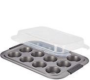 Anolon Advanced Nonstick Bakeware 12-Cup MuffinPan - K306246