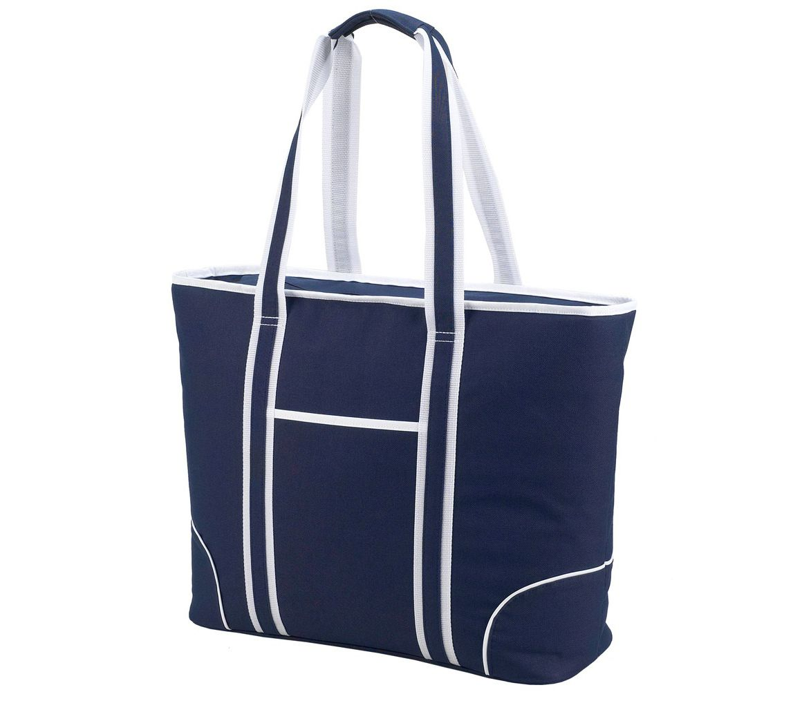4c0c11ca27b Picnic at Ascot Extra Large Insulated Cooler Bag — QVC.com