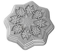 Nordic Ware Sweet Snowflakes Shortbread Pan - K305147