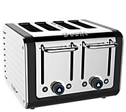 Dualit Design Series 4-Slice Toaster - Polished Chrome - K376247