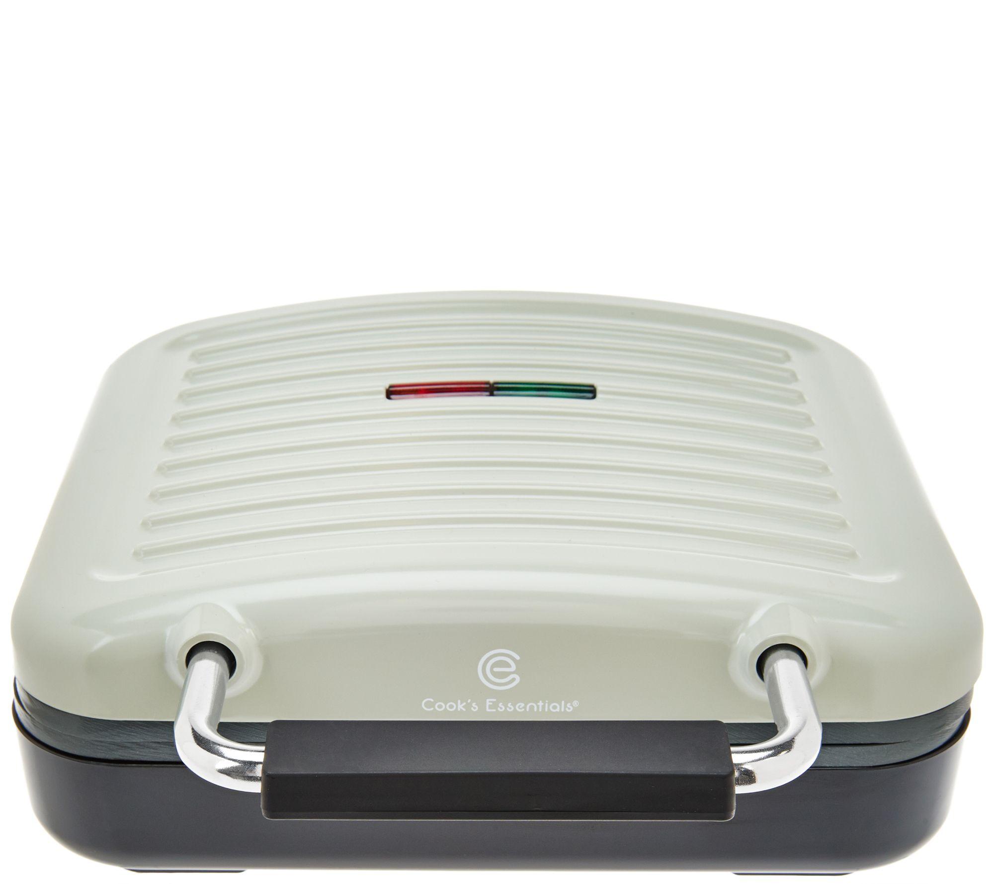 Cooku0027s Essentials 1400 Watt Steam Grill w/ Ceramic Plates - Page 1 u2014 QVC.com  sc 1 st  QVC.com & Cooku0027s Essentials 1400 Watt Steam Grill w/ Ceramic Plates - Page 1 ...