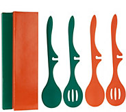 Rachael Ray Set of 2 Lazy Tool Collection with Gift Box - K48247