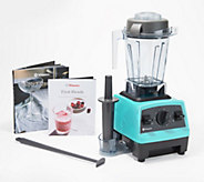 Vitamix Explorian 48-oz Variable Speed Blender w/ Book & Accessories - K48747