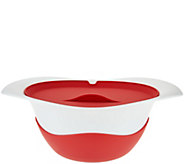 Colandish Colander & Serving Dish with Silicone Lid - K45748