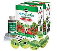 Miracle-Gro AeroGarden S/2 6-Pod Cherry Tomato Seed Pod Kits - K305349