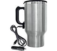 Brentwood Electric Coffee Mug With Wire Car Plu g - K376749