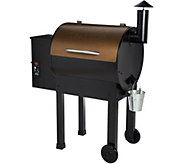 Traeger Lil Tex Elite 22 Wood Fired Pellet Grill - K45949