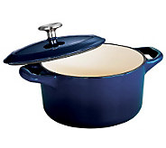 Tramontina Gourmet Enameled Cast-Iron 10.5-oz Mini Cocotte - K300750