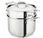 All-Clad 6-qt Pasta Pot - K304850