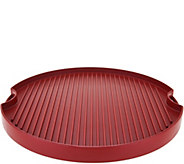 Cooks Essentials 15 Reversible Round BBQ Grill & Griddle - K45550