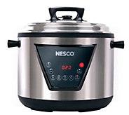 Nesco 11-Liter Pressure Cooker - K305651