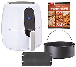 Power Air Fryer Elite 5.5-qt 6-in-1 Digital
