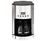 Krups Breakfast Set 12-Cup Coffee Maker - K302253